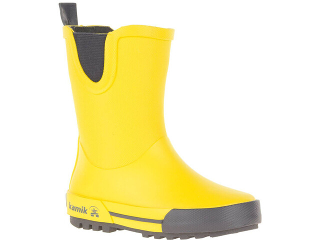 Kamik Rainplay Bottes en caoutchouc Enfants en bas âge, yellow